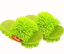 UPRATOVACIE papuče veľkosť 41 - 45 zelené