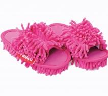 UPRATOVACIE papuče veľkosť 36 - 40 ružové