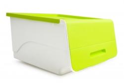 PRAKTICKÝ úložný box zelený