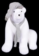 ĽADOVÝ medveď dekorácia
