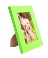 RÁMIK na fotku 9 x 13 cm zelený