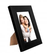 RÁMIK na fotku 9 x 13 cm čierny