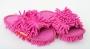 SAMOCHODKY upratovacie papuče ružové veľkosť 36 - 40