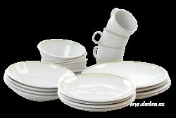 PRAKTIK porcelánový riad