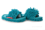 SAMOCHODKY upratovacie papuče tyrkysové veľkosť 36 - 40