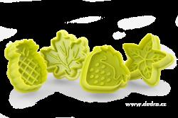 FORMIČKY jahoda, ananás