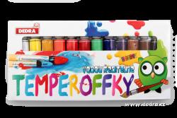 TEMPEROVÉ farby