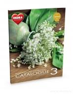 CATALOGUE 3 romantický záhradný katalóg