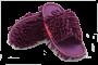 UPRATOVACIE papuče veľkosť 36 - 40 tmavo - fialové