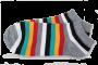 REBELS ponožky veľkosť 37 - 40
