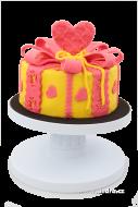 OTOČNÝ podnos na torty