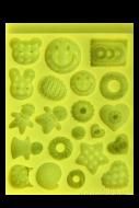 CUKRÁRSKE formy sušienky