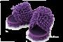 SAMOCHODKY upratovacie papuče levanduľové veľkosť 36 - 40