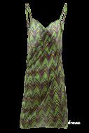 PAREONCCINI šaty smaragdové
