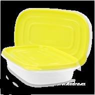 BOX  žlto - zelený sada
