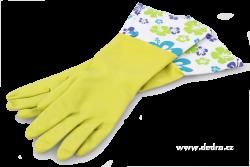 FLOWER rukavice na upratovanie