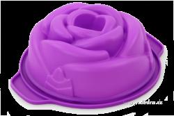 RUŽA forma na bábovku