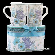BLUE FLOWERS v darčekovom boxe