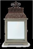 SVIETNIK so sklenenými výplňami výška 66 cm