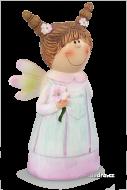 VÍLA s kvetom