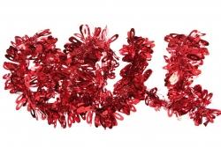 DEKORAČNÁ reťaz červená