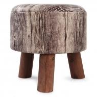 TABURETKA imitácia dreva