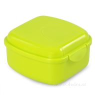BOX na desiatu zelený
