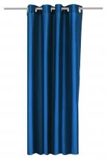 ZÁVES z pevnej tkaniny modrý