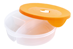 TRIOBOX oranžový