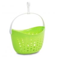 ZÁVESNÝ košik na štipce zelený