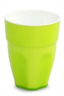 PLASTOVÝ pohár zelený