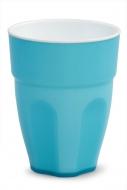 PLASTOVÝ pohár modrý