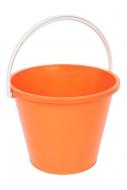 VEĽKÉ vedro oranžové