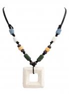 NATURAL náhrdelník etno prírodný