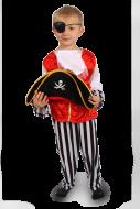 PIRÁTSKY kapitán kostým