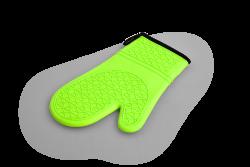 SILIKÓNOVÁ rukavica zelená