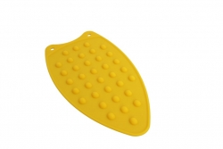 SILIKÓNOVÁ podložka pod žehličku žltá