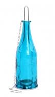 ZÁVESNÁ fľaša tyrkysová