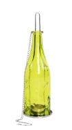 ZÁVESNÁ fľaša zelená