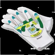 MASÁŽNE gélové rukavice