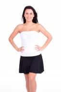 WHEEL sukňa čierna