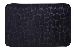 ANATOMIXX kúpeľňová predložka čierna
