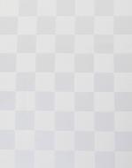 KARO obrus snehovo - biely 85 x 85 cm