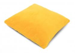 LAGOON poťah na vankúš žltý