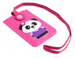 KIKISTAR púzdro na mobil pink