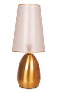 TOUCH dotyková lampa zlatá