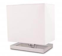 METALLICER lampa smotanovo - biela