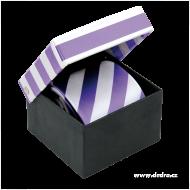 ETIENNE hodvábna kravata