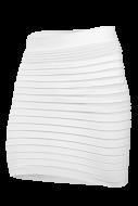 MARIANNE top / minisukňa biela