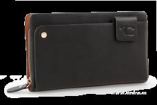 PÁNSKA peňaženka kobaltová
